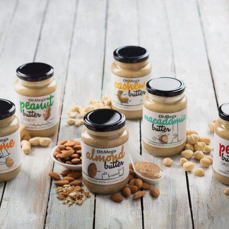 OhMega Nut Butters