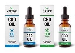 Crede CBD Oils