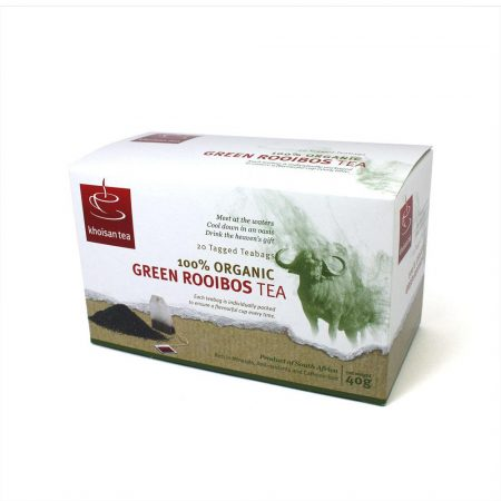 Khoisan Organic Teas